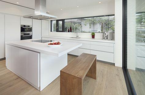minimalist kitchen island 25