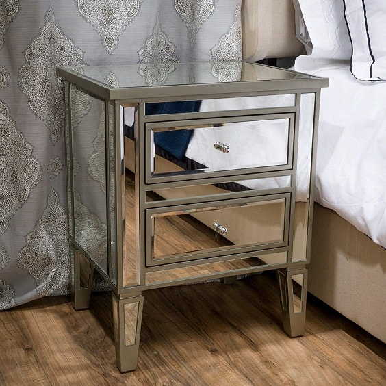 mirrored bedroom furniture 14-min