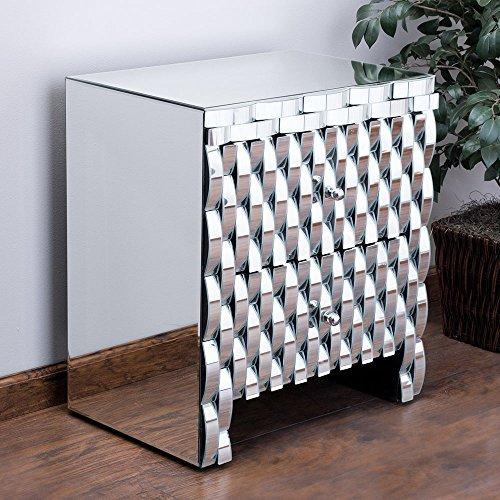 mirrored bedroom furniture 3-min