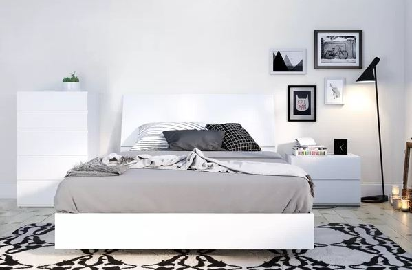25+ Simply Stylish Minimalist Bedroom Design Ideas with Inviting Vibe
