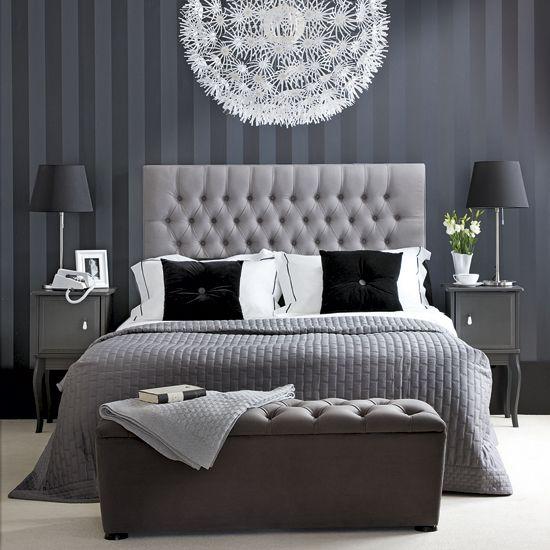monochromatic bedroom 1