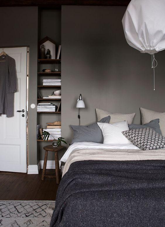 monochromatic bedroom 13