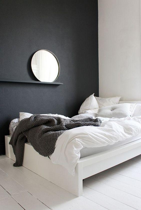 monochromatic bedroom 15