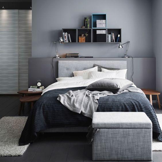 monochromatic bedroom 16