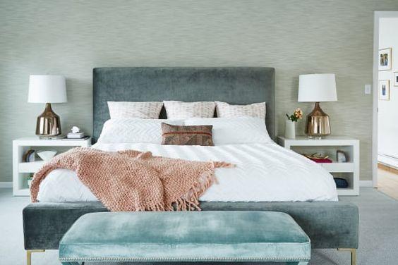 monochromatic bedroom 17