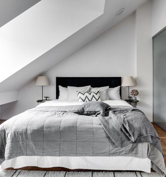 monochromatic bedroom 18