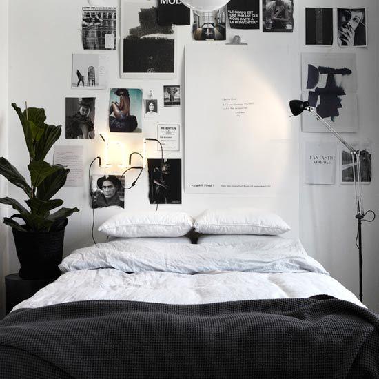monochromatic bedroom 2