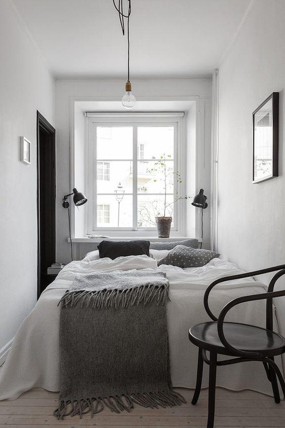 monochromatic bedroom 20