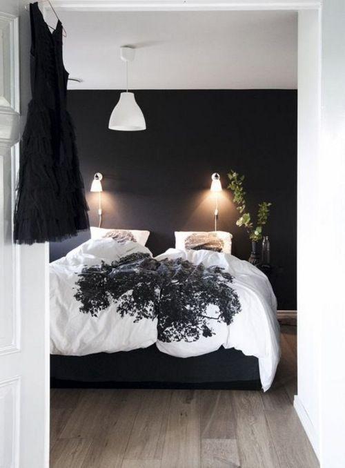 monochromatic bedroom 21