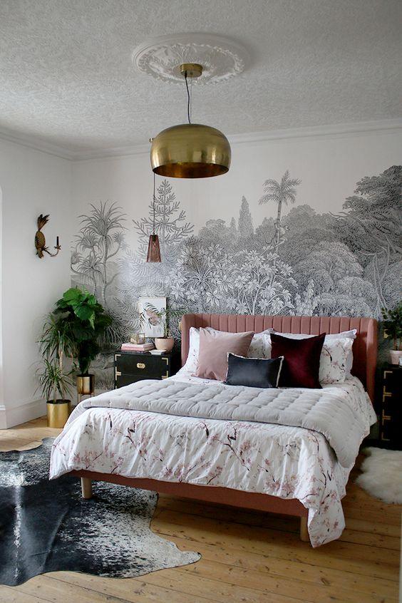 monochromatic bedroom 22