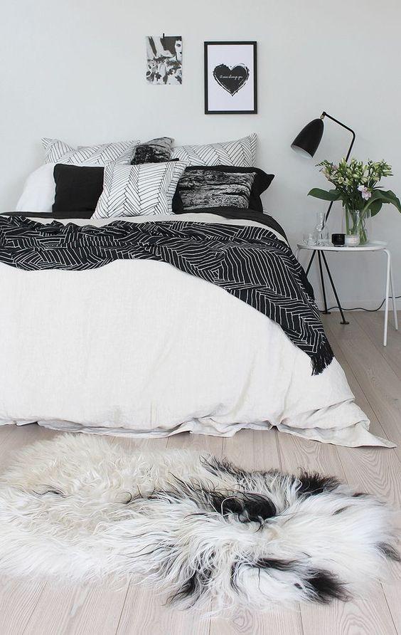 monochromatic bedroom 23