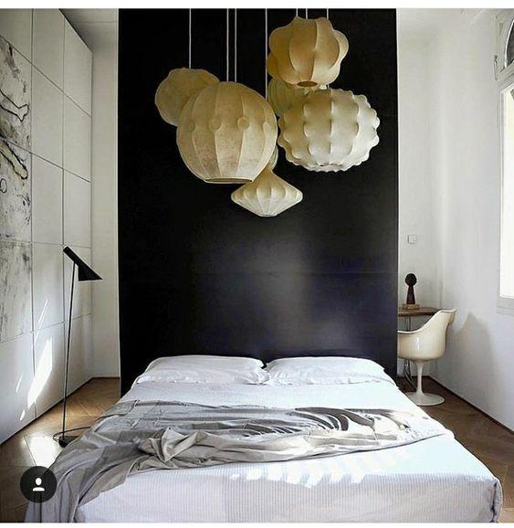 monochromatic bedroom 26