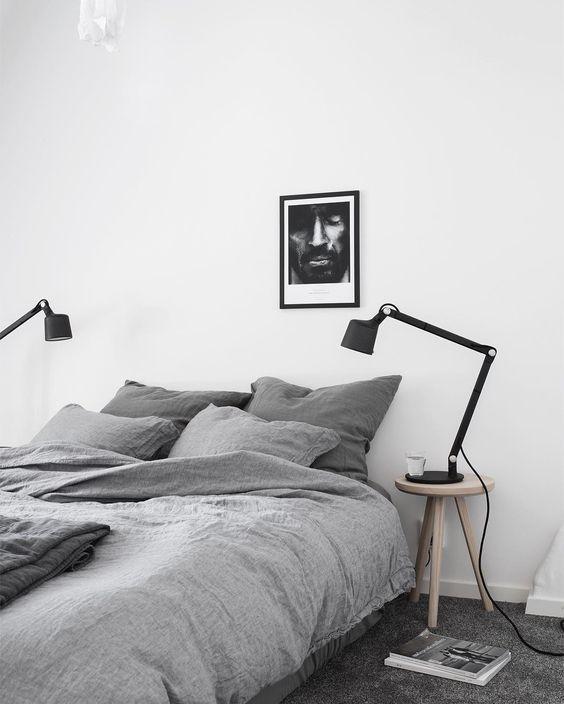 monochromatic bedroom 8