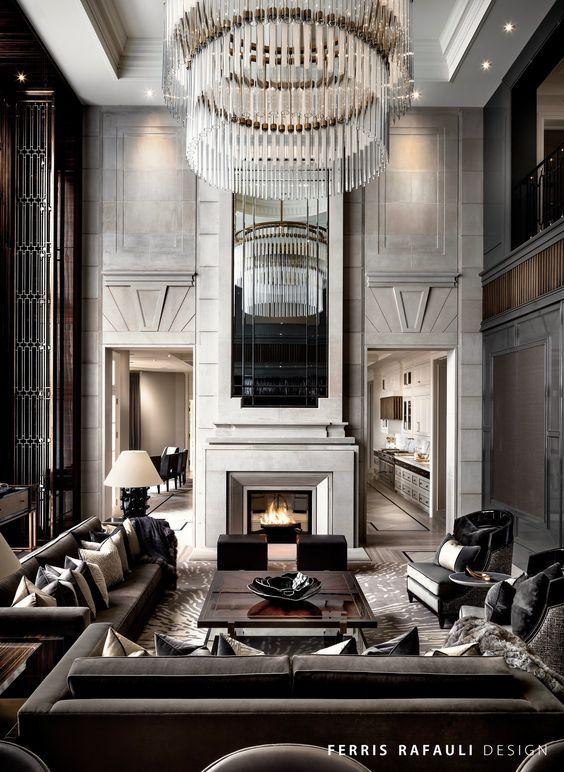monochromatic living room 10