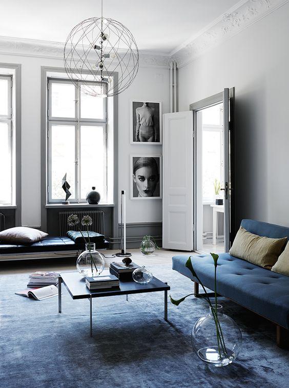 monochromatic living room 15