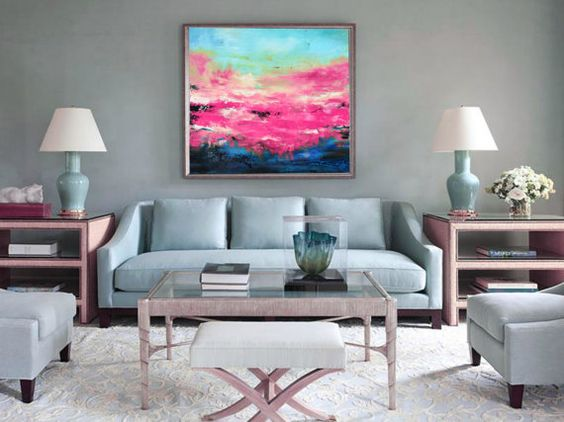 monochromatic living room 16