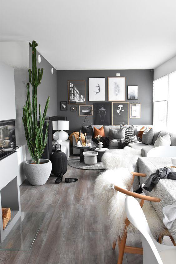 monochromatic living room 20