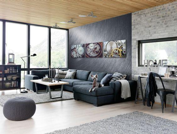 monochromatic living room 22