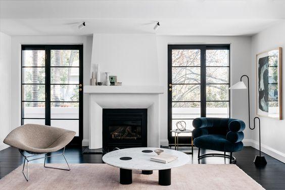 monochromatic living room 27