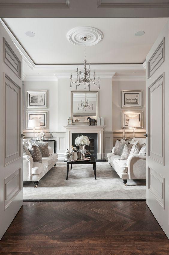 monochromatic living room 3