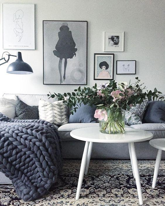 monochromatic living room 4