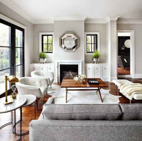 monochromatic living room 5