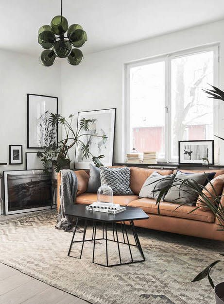 monochromatic living room 6