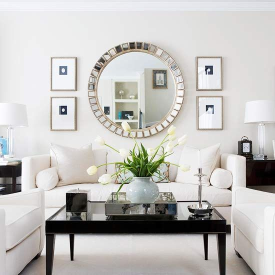 monochromatic living room 7