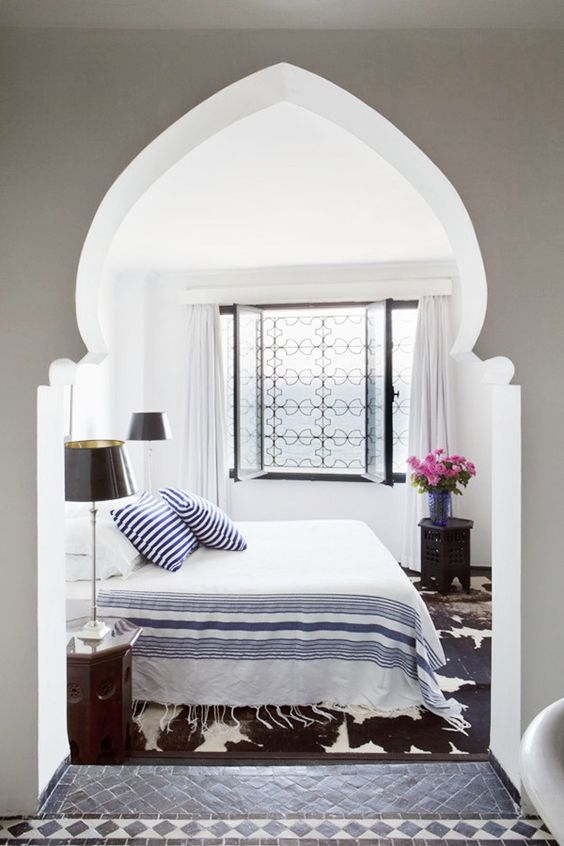 moroccan bedroom 20