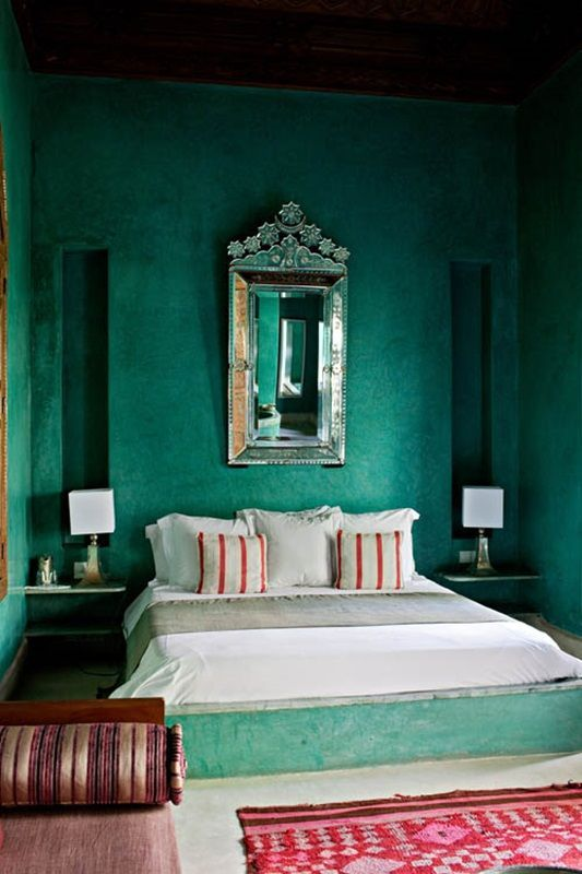 moroccan bedroom 22