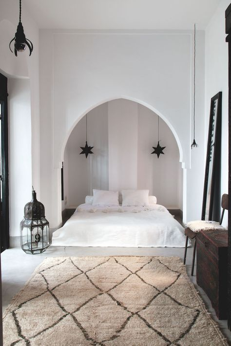 moroccan bedroom 23