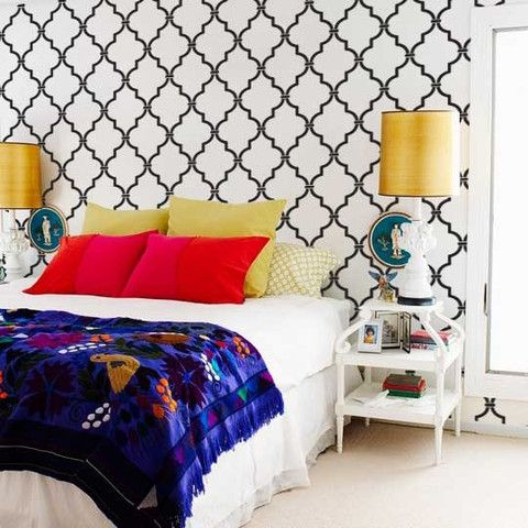 moroccan bedroom 25