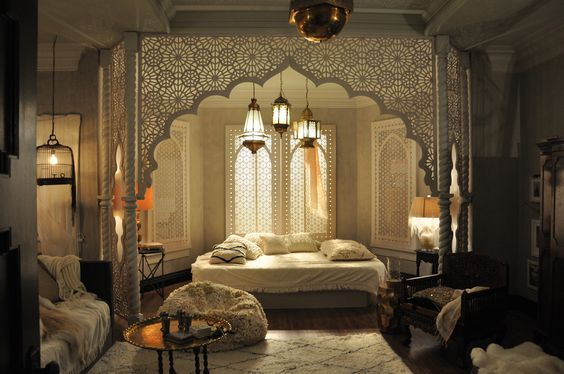 moroccan bedroom 5