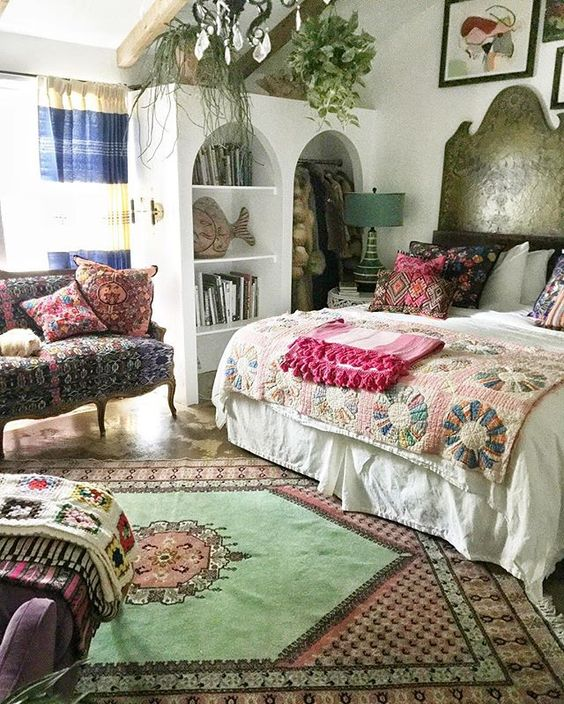 moroccan bedroom 6