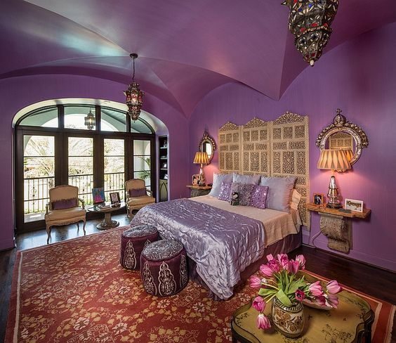 moroccan bedroom 7