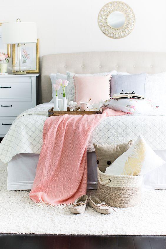 neutral girls bedroom 1
