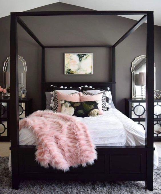 neutral girls bedroom 11