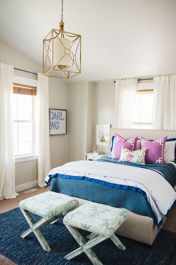 neutral girls bedroom 13