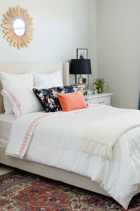 neutral girls bedroom 19