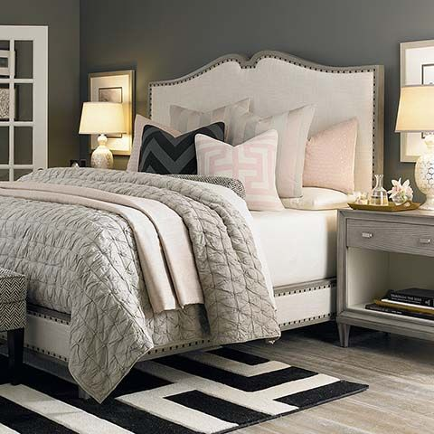 neutral girls bedroom 5