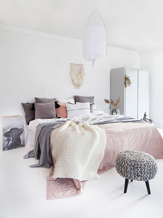 neutral girls bedroom 9