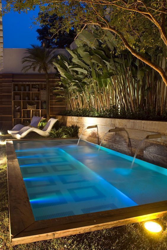 rectangle swimming pools 20