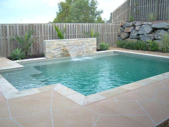 rectangle swimming pools 8