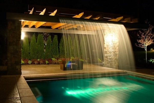 rectangle swimming pools feature