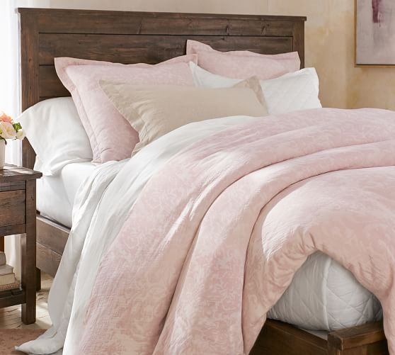 rose gold bedroom ideas 3