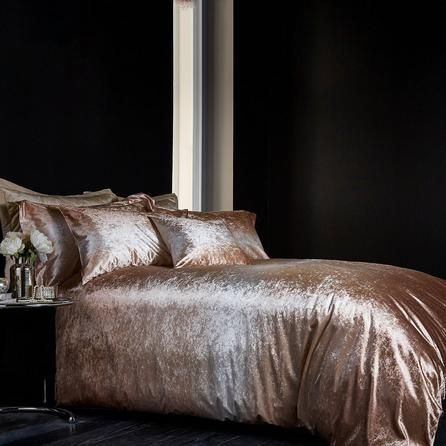 rose gold bedroom ideas 5