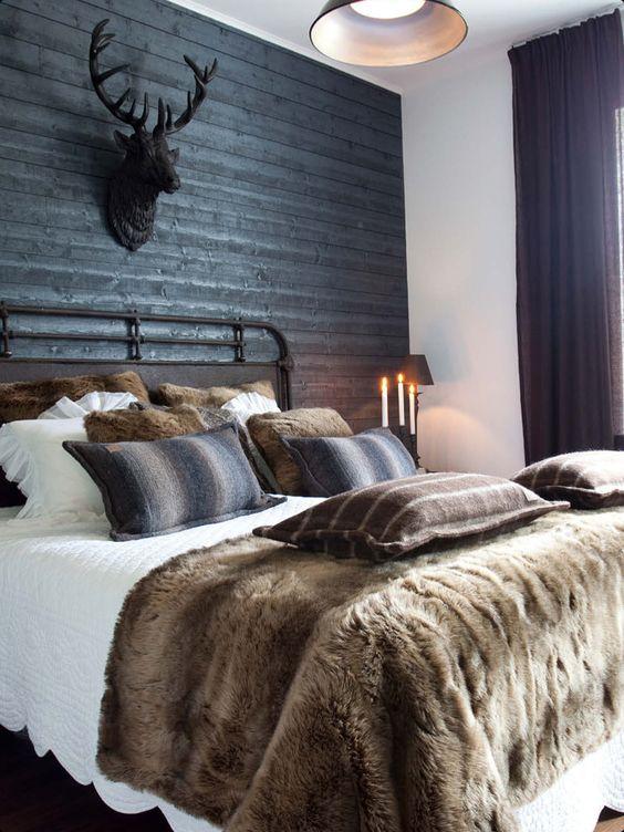 rustic bedroom ideas 1-min