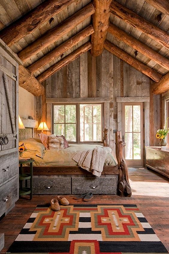 rustic bedroom ideas 15-min