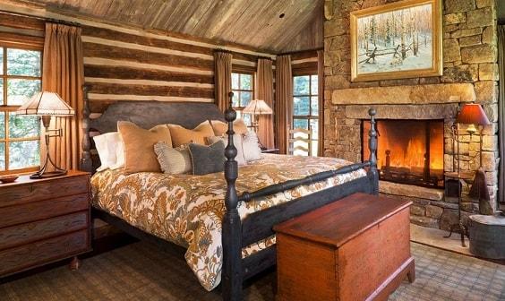 rustic bedroom ideas 25-min