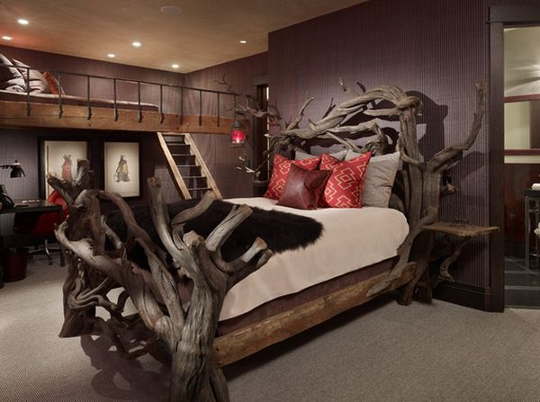 rustic bedroom ideas feature-min